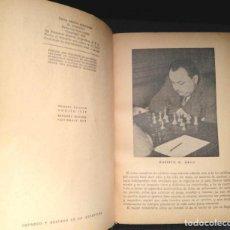 Coleccionismo deportivo: TRATADO GENERAL DE AJEDREZ I-II-III-IV ROBERTO GRAU 1A. ED.. Lote 78669589