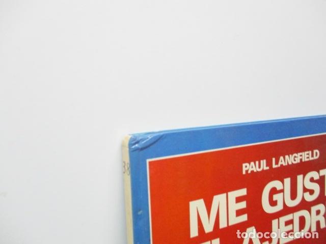 Coleccionismo deportivo: ME GUSTA EL AJEDREZ (SUCCESFUL CHESS) - PAUL LANGFIELD - ED. MOLINO - 1977 (EXCELENTE ESTADO) - Foto 2 - 80327153