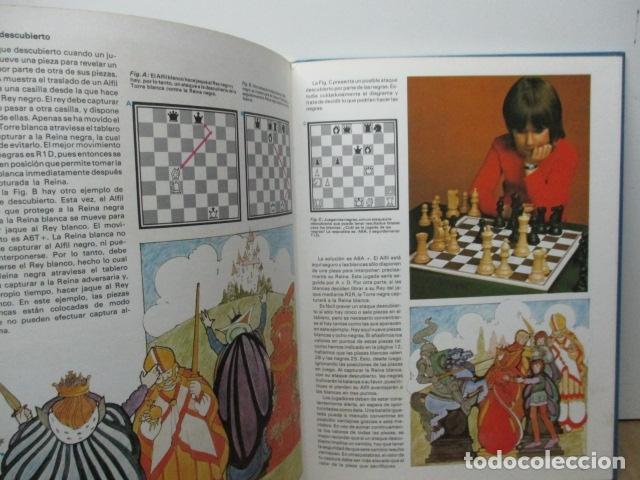 Coleccionismo deportivo: ME GUSTA EL AJEDREZ (SUCCESFUL CHESS) - PAUL LANGFIELD - ED. MOLINO - 1977 (EXCELENTE ESTADO) - Foto 9 - 80327153