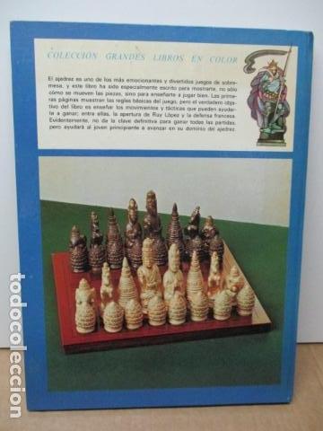 Coleccionismo deportivo: ME GUSTA EL AJEDREZ (SUCCESFUL CHESS) - PAUL LANGFIELD - ED. MOLINO - 1977 (EXCELENTE ESTADO) - Foto 13 - 80327153