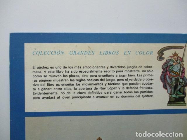 Coleccionismo deportivo: ME GUSTA EL AJEDREZ (SUCCESFUL CHESS) - PAUL LANGFIELD - ED. MOLINO - 1977 (EXCELENTE ESTADO) - Foto 14 - 80327153