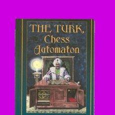 Coleccionismo deportivo: AJEDREZ. THE TURK CHESS AUTOMATON - GERALD M. LEVITT TAPA DURA. Lote 81567720