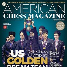 Coleccionismo deportivo: AJEDREZ. AMERICAN CHESS MAGAZINE. ISSUE NO. 1 - 2016 - THE CHESS INFORMANT TEAM. Lote 85668614