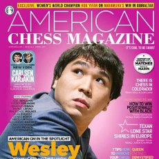 Coleccionismo deportivo: AJEDREZ. AMERICAN CHESS MAGAZINE ISSUE NO. 2 - 2017 - THE CHESS INFORMANT TEAM. Lote 85668640
