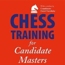 Coleccionismo deportivo: AJEDREZ. CHESS TRAINING FOR CANDIDATE MASTERS - ALEXANDER KALININ. Lote 84379248