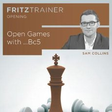Coleccionismo deportivo: AJEDREZ. CHESS. OPEN GAMES WITH ...BC5 - SAM COLLINS DVD-ROM. Lote 84462236