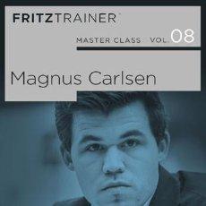 Coleccionismo deportivo: AJEDREZ. CHESS. MASTER CLASS VOL. 8. MAGNUS CARLSEN - MIHAIL MARIN/KARSTEN MÜLLER/THE CHESSBASE TEAM. Lote 86102772