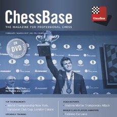 Coleccionismo deportivo: AJEDREZ. CHESS. CHESSBASE MAGAZINE 176 - THE CHESSBASE TEAM DVD-ROM. Lote 86613664