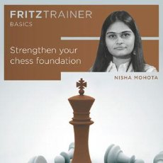 Coleccionismo deportivo: AJEDREZ. STRENGTHEN YOUR CHESS FOUNDATION - NISHA MOHOTA DVD-ROM. Lote 86903000