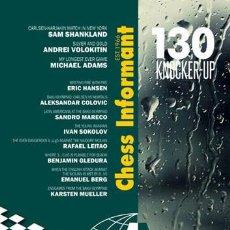Coleccionismo deportivo: AJEDREZ. CHESS INFORMANT 130. KNOCKER-UP - ALEXANDER MATANOVIC (EDITOR). Lote 87505004