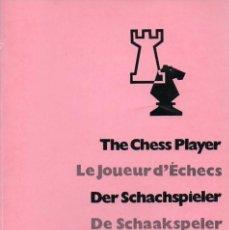 Coleccionismo deportivo: AJEDREZ : REVISTA THE CHESS PLAYER 9 1975B. Lote 89275768