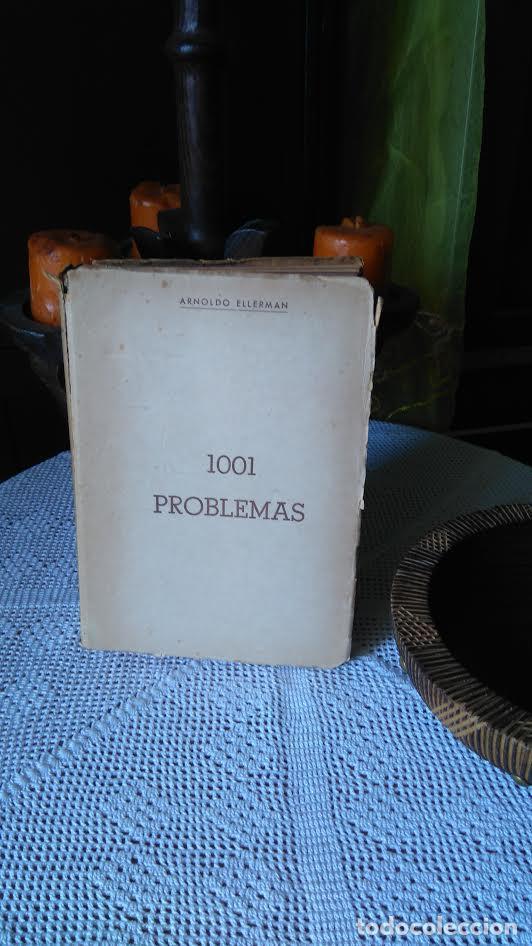 AJEDREZ. 1001 PROBLEMAS - ARNOLDO ELLERMAN (Coleccionismo Deportivo - Libros de Ajedrez)