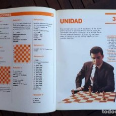 Coleccionismo deportivo: AJEDREZ .CURSO COMPLETO . SUPERVISADO POR KASPAROV.. Lote 90762030