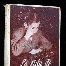 Coleccionismo deportivo: LA VIDA DE ARTURITO POMAR - SUS MEJORES PARTIDAS - JUAN M. FUENTES / JULIO GANZO - ILUSTRADO. Lote 92882515