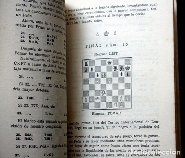 Coleccionismo deportivo: LA VIDA DE ARTURITO POMAR - SUS MEJORES PARTIDAS - JUAN M. FUENTES / JULIO GANZO - ILUSTRADO - Foto 2 - 92882515