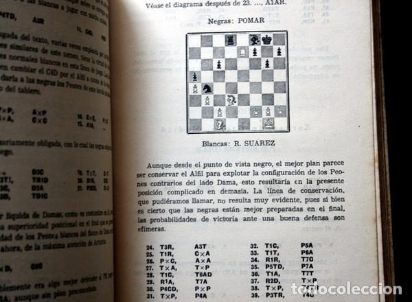 Coleccionismo deportivo: LA VIDA DE ARTURITO POMAR - SUS MEJORES PARTIDAS - JUAN M. FUENTES / JULIO GANZO - ILUSTRADO - Foto 5 - 92882515