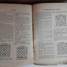 Coleccionismo deportivo: FUNDAMENTOS DEL JUEGO DE POSICIÓN. MAX EUWE. EDITORIAL GRABO. 1941.. Lote 95106995