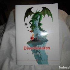 Coleccionismo deportivo: DIVERTIMATES.NICOLA LOCOCO.EDITA EL PEON ESPIA VALENCIA 2014. Lote 95769603