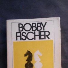 Coleccionismo deportivo: BOBBY FISCHER ENSEÑA AJEDREZ-(POMAIRE, PRIMERA EDICIÓN-1973)-VER FOTOS. Lote 103525243