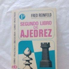 Coleccionismo deportivo: SEGUNDO LIBRO DE AJEDREZ. Lote 98786555