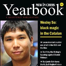 Coleccionismo deportivo: AJEDREZ. CHESS. YEARBOOK 124. CHESS OPENING NEWS - T. NIC EDITORIAL TEAM. Lote 99220891