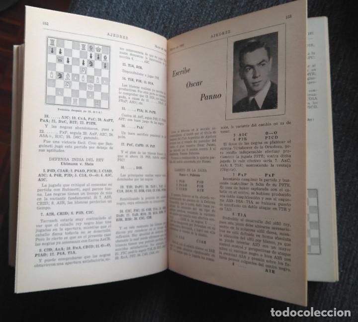 Coleccionismo deportivo: ?? Revista Ajedrez (Sopena) Año 1966 completo Chess schach - Foto 2 - 102098203