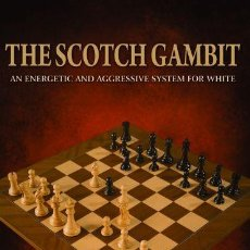 Coleccionismo deportivo: AJEDREZ. CHESS. THE SCOTCH GAMBIT. AN ENERGETIC AND AGGRESSIVE OPENING SYSTEM FOR WHITE - ALEX FISHB. Lote 105087927