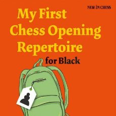 Coleccionismo deportivo: AJEDREZ. MY FIRST CHESS OPENING REPERTOIRE FOR BLACK - VINCENT MORET. Lote 106468939