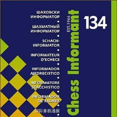 Coleccionismo deportivo: AJEDREZ. CHESS INFORMANT 134 - THE CHESS INFORMANT TEAM. Lote 108716603