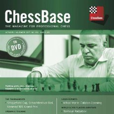 Coleccionismo deportivo: AJEDREZ. CHESS. CHESSBASE MAGAZINE 180 - THE CHESSBASE TEAM DVD. Lote 109082907