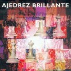 Coleccionismo deportivo: AJEDREZ BRILLANTE - RAMÓN CRUSI MORÉ + CD ROM. Lote 148377030