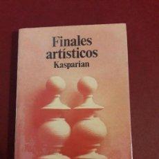 Coleccionismo deportivo: FINALES ARTÍSTICOS. KASPARIAN.. Lote 114710431
