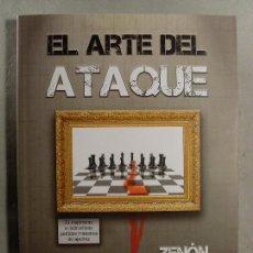 Coleccionismo deportivo: EL ARTE DEL ATAQUE / ZENÓN FRANCO / 1ª EDICIÓN 2008. ESFERA EDITORIAL. Lote 115148287