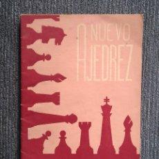 Coleccionismo deportivo: REVISTA NUEVO AJEDREZ 2, MARZO 1957. Lote 115556363