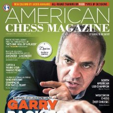 Coleccionismo deportivo: AJEDREZ. AMERICAN CHESS MAGAZINE. ISSUE NO. 4 - 2017 - THE CHESS INFORMANT TEAM. Lote 117356387