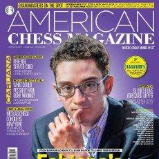 Coleccionismo deportivo: AJEDREZ. AMERICAN CHESS MAGAZINE. ISSUE NO. 6 - THE CHESS INFORMANT TEAM. Lote 117391351