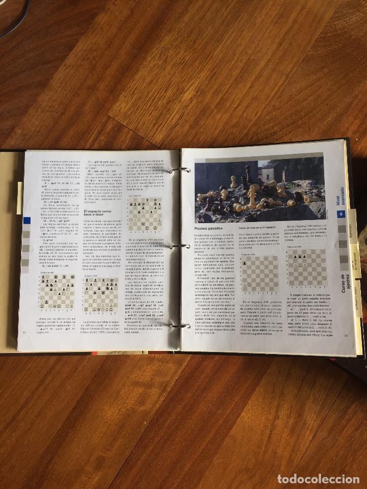 Coleccionismo deportivo: La Pasión del Ajedrez. Gari Kasparov. Colección COMPLETA. Salvat - Foto 3 - 119552679