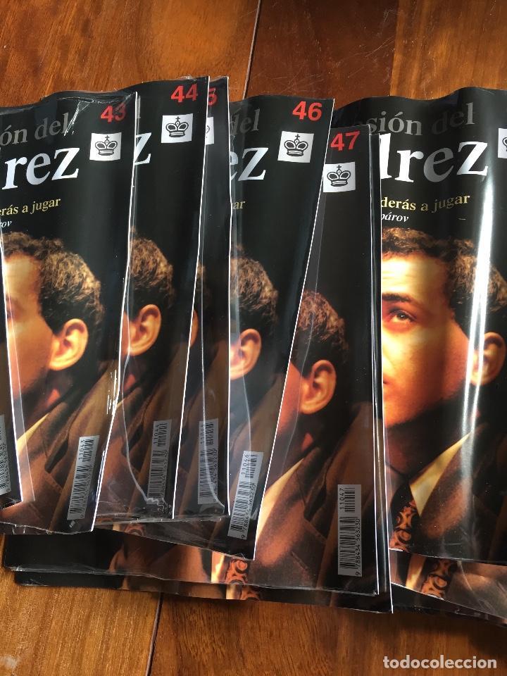 Coleccionismo deportivo: La Pasión del Ajedrez. Gari Kasparov. Colección COMPLETA. Salvat - Foto 4 - 119552679