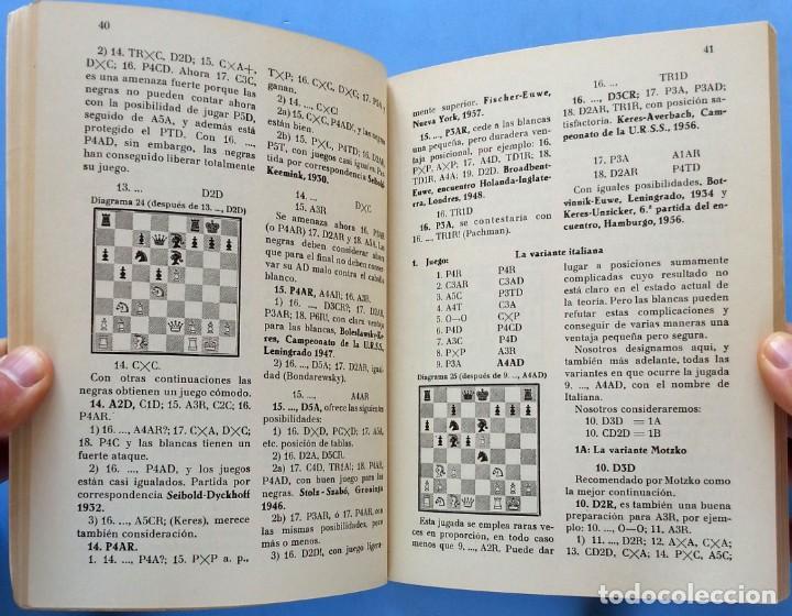 Coleccionismo deportivo: La apertura española. (Tomo 1) - Max Euwe - Foto 2 - 120733507