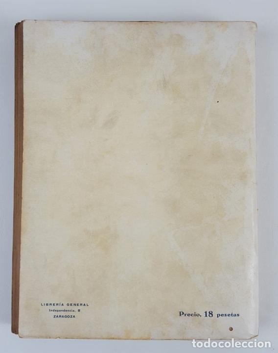 Coleccionismo deportivo: CIEN NUEVAS PARTIDAS DE AJEDREZ. DR RAMÓN REY ARDID. ZARAGOZA. 1940. - Foto 9 - 123183643