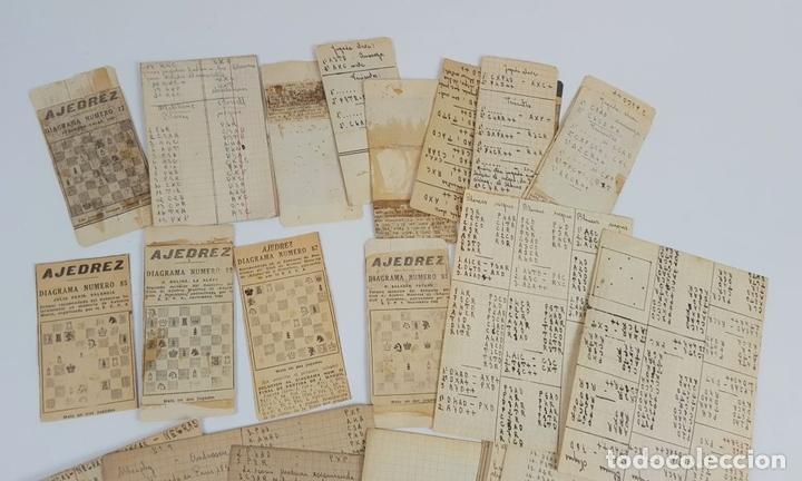 Coleccionismo deportivo: CIEN NUEVAS PARTIDAS DE AJEDREZ. DR RAMÓN REY ARDID. ZARAGOZA. 1940. - Foto 12 - 123183643