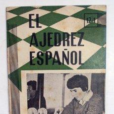 Coleccionismo deportivo: EL AJEDREZ ESPAÑOL. 1964. Nº 12/1. Lote 125305723