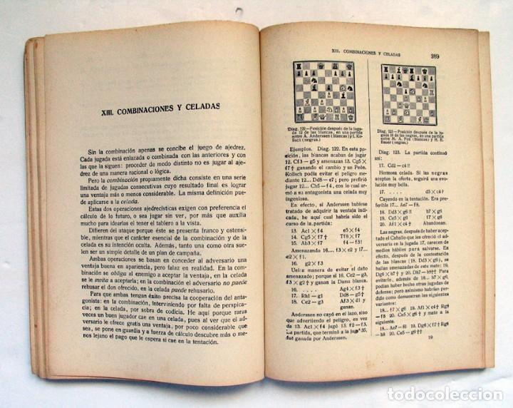 Coleccionismo deportivo: MANUAL DE AJEDREZ. JOSÉ PALUZIE Y LUCENA. PARTE SEGUNDA. ESTRATEGIA - Foto 2 - 125306595