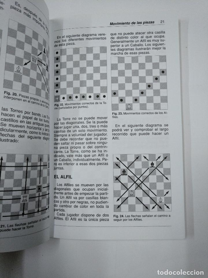 Coleccionismo deportivo: INICIACION AL AJEDREZ.- LORENZO PONCE SALA. COLECCION JAQUE MATE. EDITORIAL HISPANO EUROPEA. TDK350 - Foto 2 - 128610739