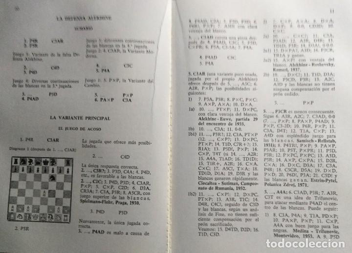 Coleccionismo deportivo: Libro ajedrez Aperturas semiabiertas - Foto 2 - 128862647