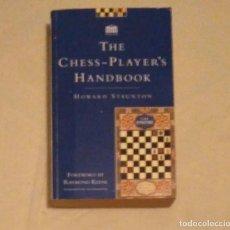 Coleccionismo deportivo: ♔♕ AJEDREZ THE CHESS-PLAYER'S HANDBOOK STAUNTON. Lote 129204699
