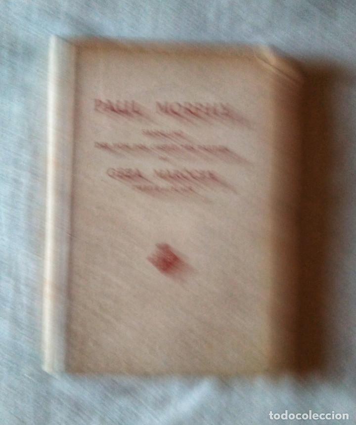 Coleccionismo deportivo: ♔♕ Ajedrez : Paul Morphy : Sammlg d. von ihm gespielten Partien mit ausfu?hrl,Maroczy chess schach - Foto 2 - 130271362