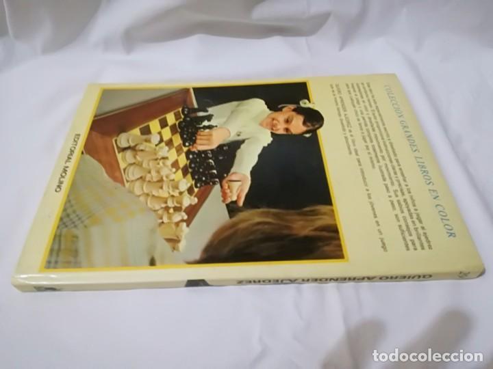 Coleccionismo deportivo: quiero aprender ajedrez-editorial molino-1975gu5deporte - Foto 2 - 131058740