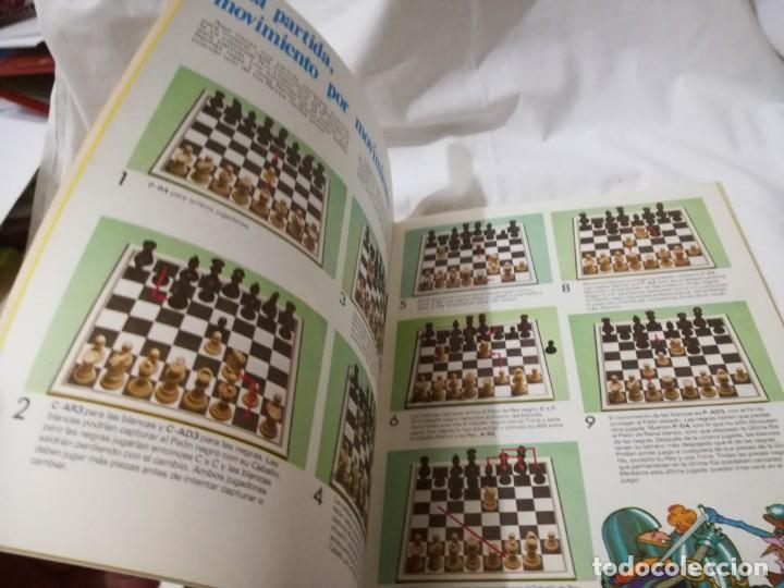 Coleccionismo deportivo: quiero aprender ajedrez-editorial molino-1975gu5deporte - Foto 13 - 131058740