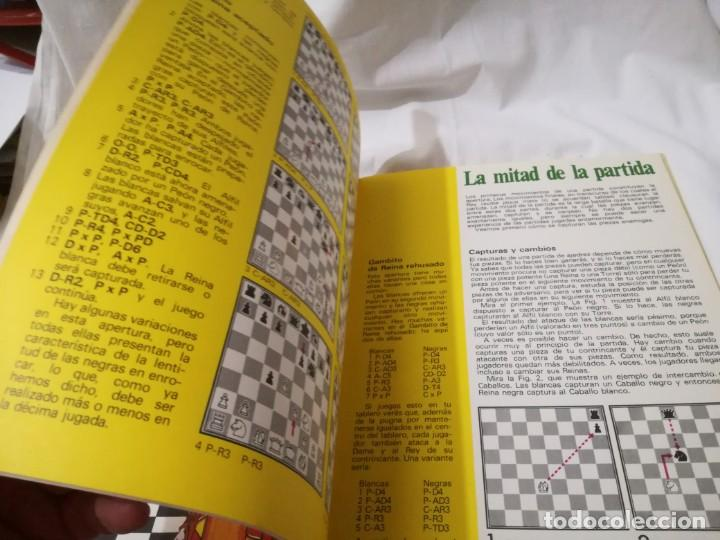 Coleccionismo deportivo: quiero aprender ajedrez-editorial molino-1975gu5deporte - Foto 15 - 131058740